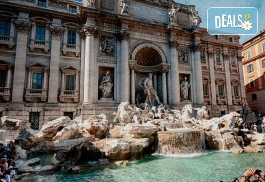 Италианските съкровища! Гранд тур на Италия с Караджъ Турс: самолетен билет, летищни такси, трансфери, 7 нощувки със закуски, хотели 3*, водач и програма - Снимка 1
