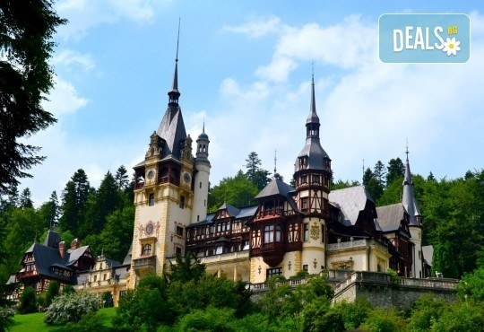 Румъния отблизо! Екскурзия до Синая, Брашов, Букурещ на дата по избор, с България Травел! 2 нощувки със закуски,транспорт и посещение на замъците Бран и Пелеш - Снимка 5