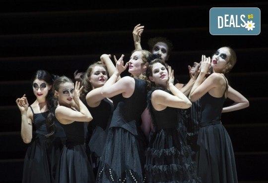 Ексклузивно в Кино Арена! Най-известната опера на Жорж Бизе - КАРМЕН, спектакъл на Кралската опера в Лондон, на 18, 21 и 22 Април, в кината в София! - Снимка 2