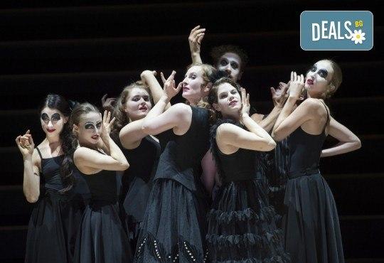 Ексклузивно в Кино Арена! Най-известната опера на Жорж Бизе - КАРМЕН, спектакъл на Кралската опера в Лондон, на 18, 21 и 22 Април, в страната - Снимка 2