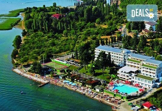 Великден в Охрид, с Вени травел! 3 нощувки със закуски и вечери в хотел Granit 4*, транспорт и програма - Снимка 1