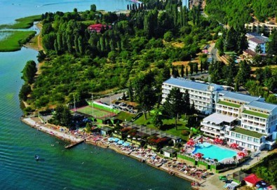 Великден в Охрид, с Вени травел! 3 нощувки със закуски и вечери в хотел Granit 4*, транспорт и програма - Снимка