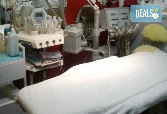 Дълбоко почистваща терапия за лице с професионална козметика на ProfiDerm и бонус: 10% отстъпка от всички процедури в салон за красота Киприте! - Снимка 5