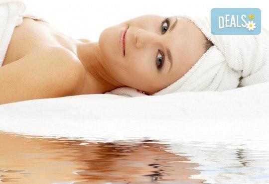Възстановете здравия вид на кожата си! Хидратираща терапия за лице Воден магнит с козметика ProfiDerm и бонус: 10% отстъпка от всички процедури в салон за красота Киприте! - Снимка 3