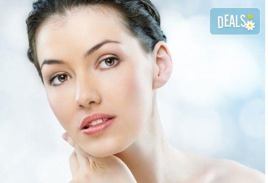 Възстановете здравия вид на кожата си! Хидратираща терапия за лице Воден магнит с козметика ProfiDerm и бонус: 10% отстъпка от всички процедури в салон за красота Киприте! - Снимка 2