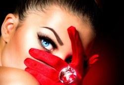 Пленителни очи! Поставяне на мигли по метода косъм по косъм в салон за красота Noni Style! - Снимка