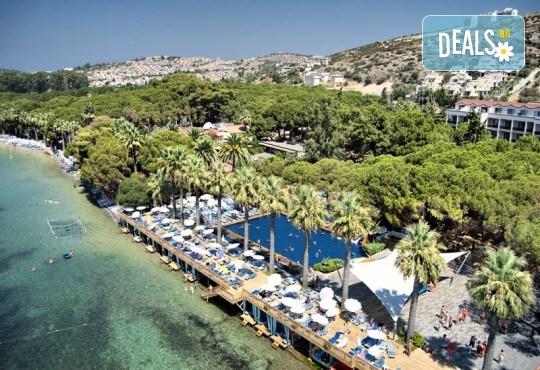 Майски празници в Кушадасъ, Турция, с Вени Травел! 7 нощувки All Inclusive в комплекс Omer Holiday Resort 4*, възможност за транспорт - Снимка 1