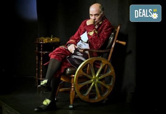 Гледайте спектакъла Амадеус с Георги Кадурин на 5-ти април (четвъртък) от 19 часа в Нов театър - НДК! - Снимка 6