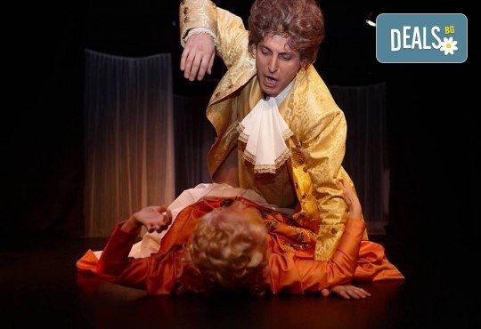 Гледайте спектакъла Амадеус с Георги Кадурин на 5-ти април (четвъртък) от 19 часа в Нов театър - НДК! - Снимка 3