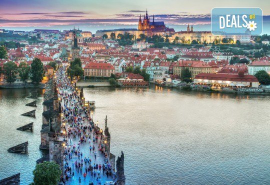 Екскурзия до Златна Прага, на дата по избор, със Запрянов Травел! 2 нощувки със закуски в хотел 2/3*, транспорт и програма - Снимка 7