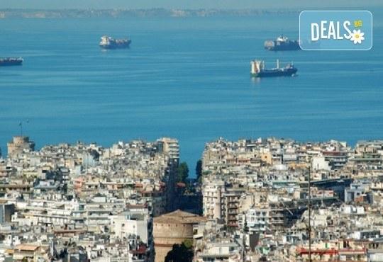 Великден в Гърция, Олимпийска Ривиера, с Дениз Травел! 2 нощувки със закуски и вечери в хотел Dafni plus 2*, транспорт, екскурзовод, панорамна обиколка в Солун - Снимка 4