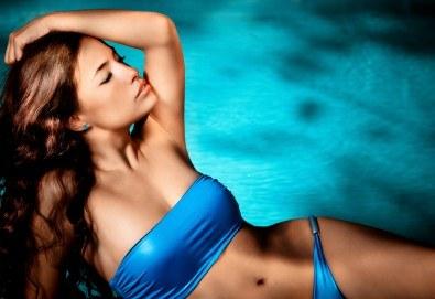 Шоколадов тен за всеки сезон с 30 или 60 мин. висок клас солариум в SPA център Senses Massage & Recreation - Снимка