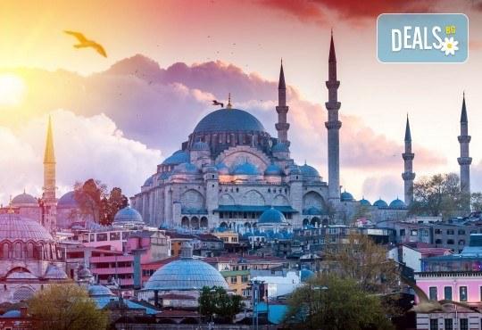 Уикенд в Истанбул на дати по избор с Дениз Травел! 2 нощувки със закуски в хотел 3*, транспорт и бонус програма - Снимка 1