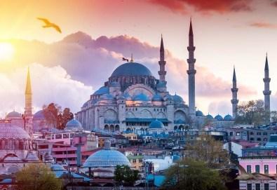 Уикенд в Истанбул на дати по избор с Дениз Травел! 2 нощувки със закуски в хотел 3*, транспорт и бонус програма - Снимка