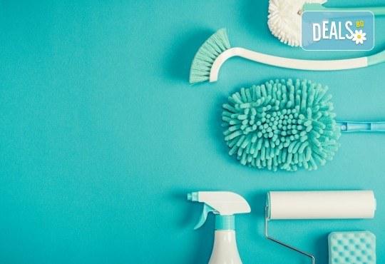 Чист дом без усилия! Основно почистване на апартамент от 60 до 120кв.м. от Клийн Хоум! - Снимка 2
