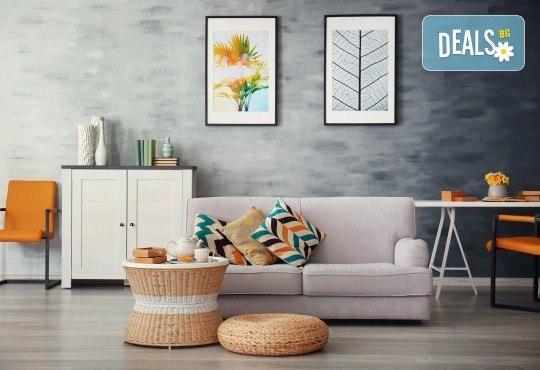 Чист дом без усилия! Основно почистване на апартамент от 60 до 120кв.м. от Клийн Хоум! - Снимка 1