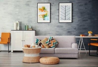 Чист дом без усилия! Основно почистване на апартамент от 60 до 120кв.м. от Клийн Хоум! - Снимка