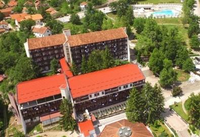 Last minute! Великден в Пролом баня, Сърбия, с ТА Имтур! 3 нощувки със закуски, обяди и вечери в хотел Radan Hotel 3*, транспорт, посещение на Ниш и Дяволския град - Снимка