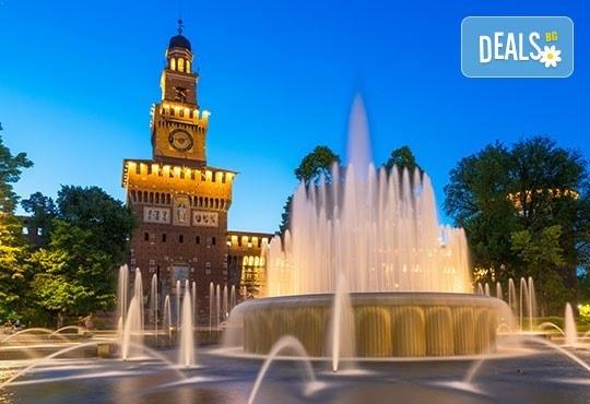 Екскурзия през май до Милано, Италия! 3 нощувки със закуски, самолетен билет за полет от Варна и летищни такси - Снимка 7