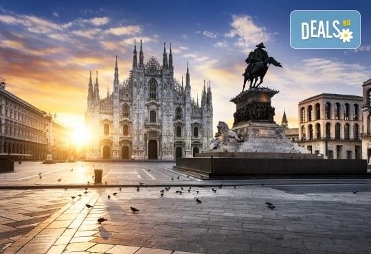 Екскурзия през май до Милано, Италия! 3 нощувки със закуски, самолетен билет за полет от Варна и летищни такси - Снимка 3