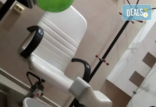 Полиране на коса, масажно измиване, терапия с инфраред преса в три стъпки и изправяне с преса в салон Женско Царство в Центъра или Студентски град! - Снимка 4