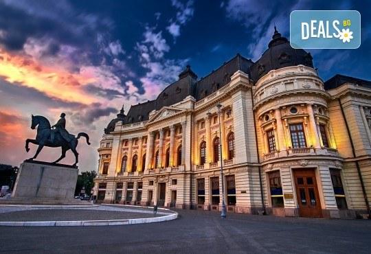 Уикенд в Румъния през пролетта или лятото! 2 нощувки със закуски в Синая, транспорт, екскурзовод, разходка в Букурещ и възможност за посещение на замъка в Бран! - Снимка 8