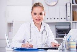 Ехографски преглед на щитовидна жлеза и бонуси от МЦ Хармония! - Снимка