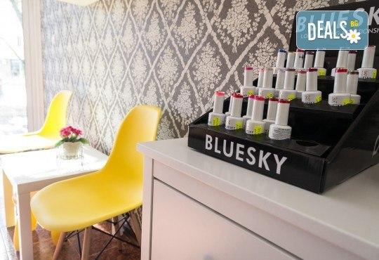 Красив и дълготраен цвят! Маникюр с гел лак и 2 декорации по избор на клиента в салон Фиоре Мио! - Снимка 6