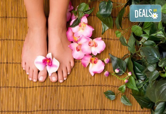 Грижа и красота за краката! Класически педикюр и премахване на кожни и нокътни малформации в салон Фиоре Мио! - Снимка 1