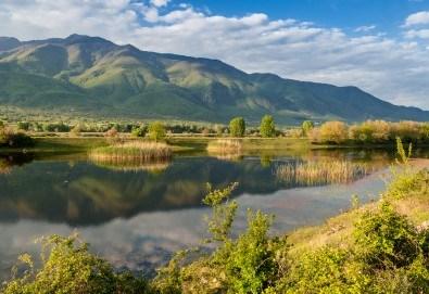 Отправете се на екскурзия на 1-ви май до езерото Керкини в Гърция! Транспорт, екскурзовод и програма от Солео 8! - Снимка