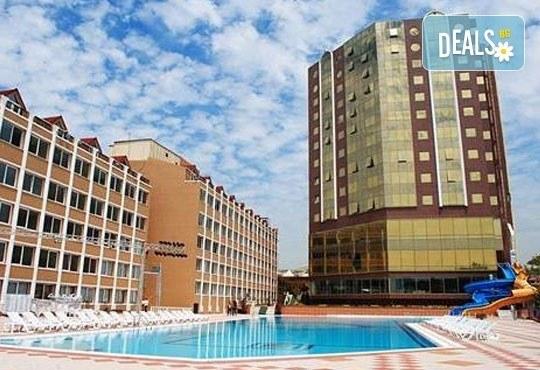 Уикенд в Artemis Marin Princess 5*, Кумбургаз, Истанбул: 2 нощувки, 2 закуски, транспорт
