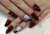 Ноктопластика чрез изграждане с гел или удължители, лакиране с гел лак и 2 декорации, избор от над 260 актуални цвята в Iguana Nail Studio - thumb 15