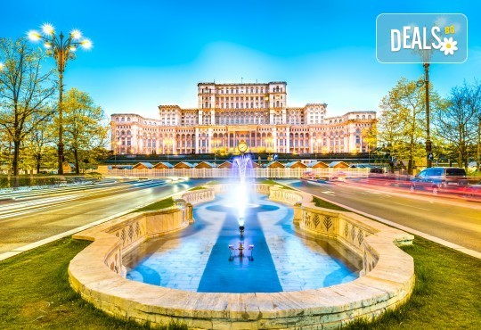 Екскурзия до Синая и Букурещ, Румъния: 2 нощувки със закуски, екскурзовод и транспорт