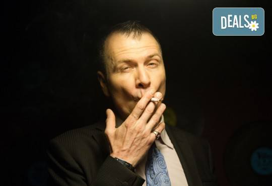 """Гледайте носителя на ИКАР Симеон Владов в """"Любовта не може просто да отмине"""" на 04.04. от 19.30ч. в Театър Сълза и Смях, камерна сцена - Снимка 6"""