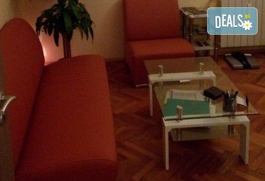 Превенция на остеохондроза! 30-минутен лечебен масаж на гръб в център Bell Sante! - Снимка 4