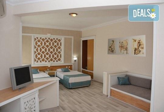 Почивка през юни в The Garden Beach Hotel 5*, Алания, Турция! 7 нощувки на база All Inclusive и възможност за транспорт от Запрянов Травел - Снимка 4