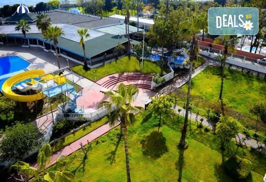 Почивка през юни в The Garden Beach Hotel 5*, Алания, Турция! 7 нощувки на база All Inclusive и възможност за транспорт от Запрянов Травел - Снимка 9