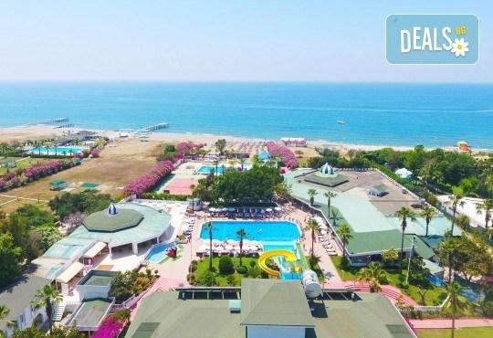 Почивка през юни в The Garden Beach Hotel 5*, Алания, Турция! 7 нощувки на база All Inclusive и възможност за транспорт от Запрянов Травел - Снимка 8