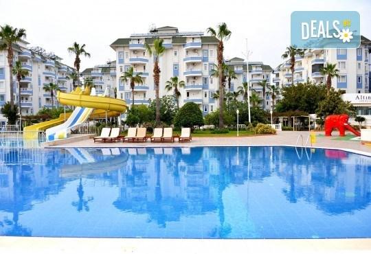 Почивка през юни в The Garden Beach Hotel 5*, Алания, Турция! 7 нощувки на база All Inclusive и възможност за транспорт от Запрянов Травел - Снимка 2