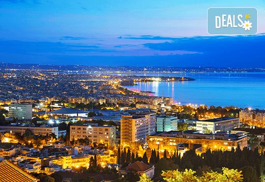 Солун и Олимпийската ривиера: 2 нощувки със закуски в хотел 2*, транспорт