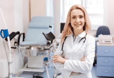 Преглед при лекар гинеколог, микробиология и ехография на малък таз в ДКЦ Гургулят! - Снимка