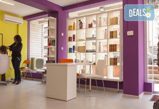 Диамантено дермабразио и изсветляваща и хидратираща терапия с професионална козметика на Fleur's в салон Bossa Nova! - Снимка 4