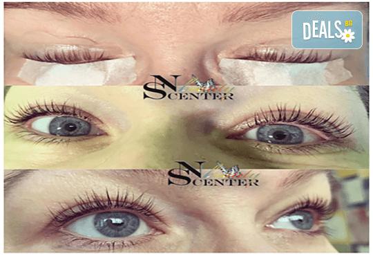 За приковаващ поглед! Ламиниране, ботокс и боядисване на мигли в NSB Beauty Center! - Снимка 7