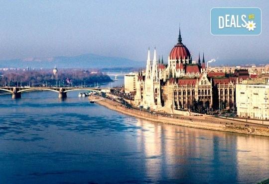 Будапеща, Унгария: 2 нощувки съ закуски и 1 вечеря бонус, транспорт и водач