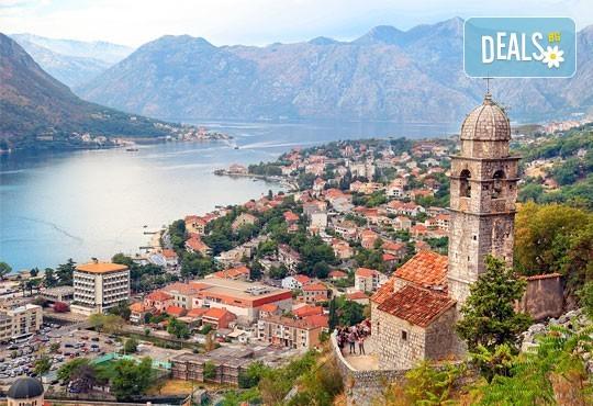 Майски празници в Дубровник, Плитвички езера и Будва: 5 нощувки на база НВ, транспорт