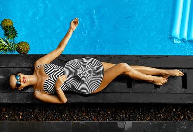 Бъдете готови за лятото! Извайте фигурата си с 10 процедури с целутрон на зона по избор само от салон Румяна Дермал! - Снимка