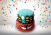 ПАРТИ торта с фигурална ръчно изработена декорация с любими на децата герои от Сладкарница Джорджо Джани - thumb 7