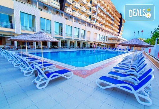 Почивка през май в Кушадасъ, Турция, с Глобус Холидейс! 5 или 7 нощувки на база All Inclusive в Ephesia Resort Hotel 4*, възможност за транспорт - Снимка 20