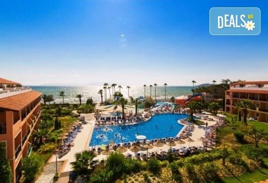Почивка през май в Кушадасъ, Турция, с Глобус Холидейс! 5 или 7 нощувки на база All Inclusive в Ephesia Resort Hotel 4*, възможност за транспорт - Снимка 3