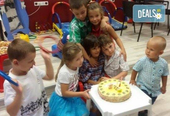 Пакет Промо! Детски рожден ден - делничен промо пакет с игри, аниматор, зала, озвучаване, сок и пица в Детски център Приказен свят! - Снимка 15